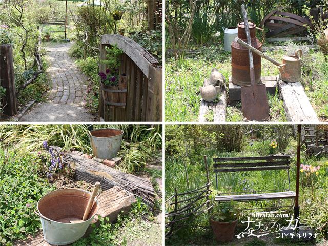 ターシャの庭雑貨