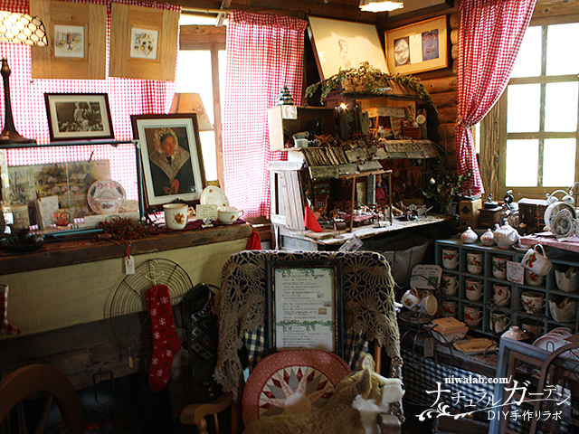ターシャの家雑貨屋
