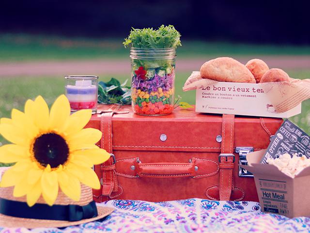優雅なピクニック