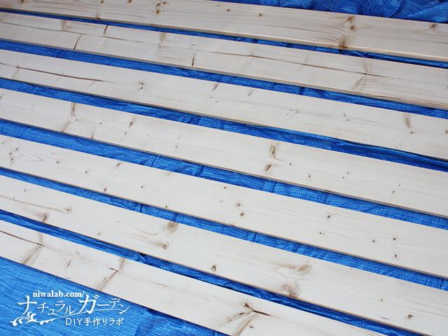木材のサイズ