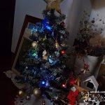 ダイソーのスノースプレーでクリスマスツリーを飾りつけよう!