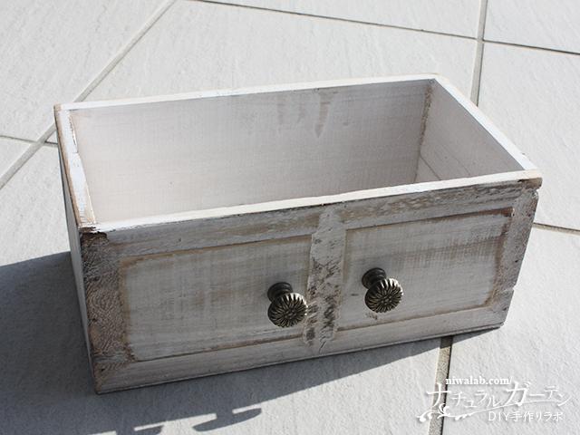 ダイソーアンティークボックス