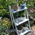 庭づくりの強い味方!万能なガーデンシェルフ(3段ラック)の作り方