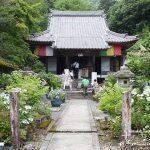 種類豊富なアジサイを楽しめ岐阜の名所 「あじさいの山寺 三光寺」