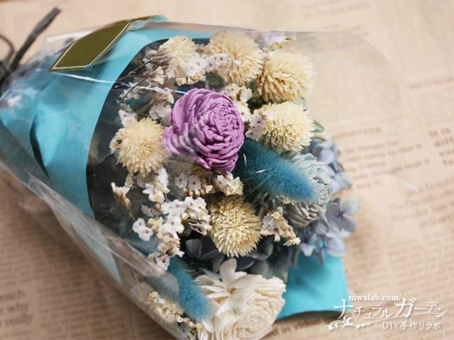 ドライフラワー向きの花