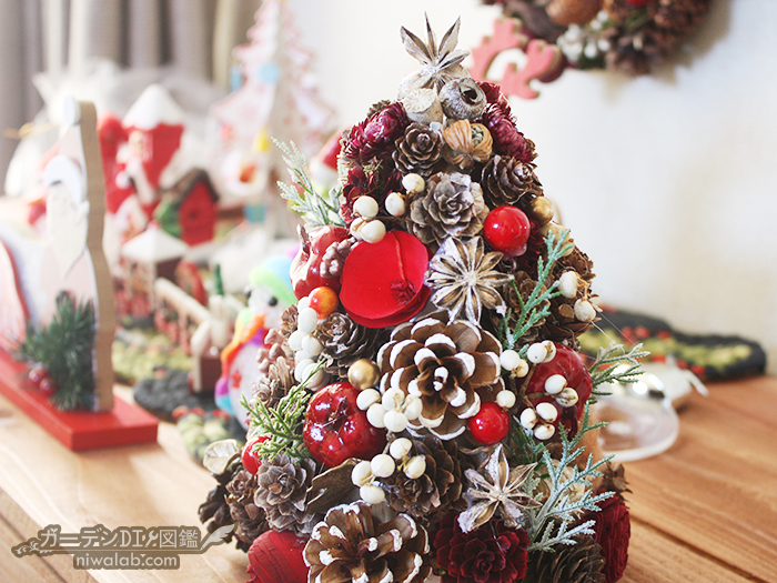 手作りクリスマス雑貨