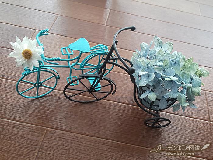 自転車オブジェ