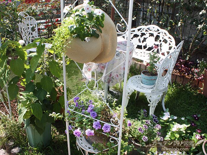 ガーデン雑貨DIY